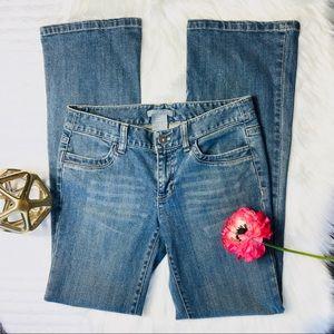 Ann Taylor Women's Jeans Bootcut Size 2